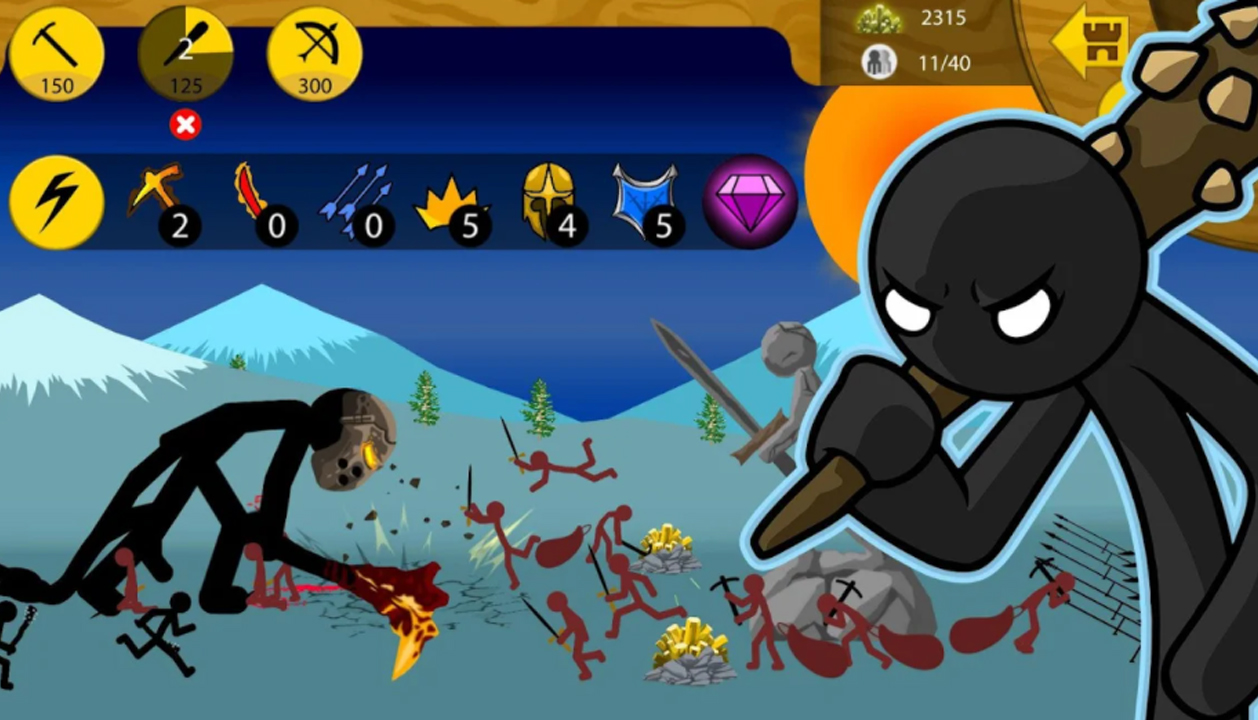 Stick War Legacy Apk