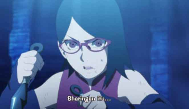Boruto Episode 30 Subtitle Indonesia
