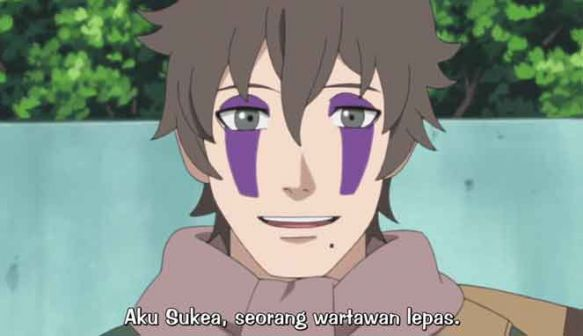 Boruto Episode 35 Subtitle IndonesiaSmell magic in the air. Or maybe barbecue