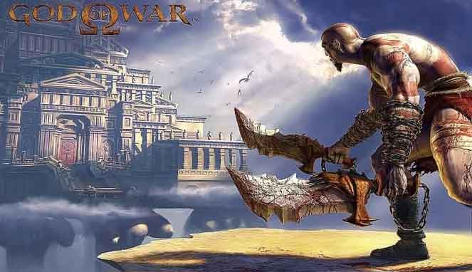 Download God Of War 1 Game PC single link