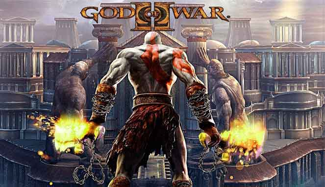 Download God Of War 2 PC Game Ringan Sekali Untuk Dimainkan