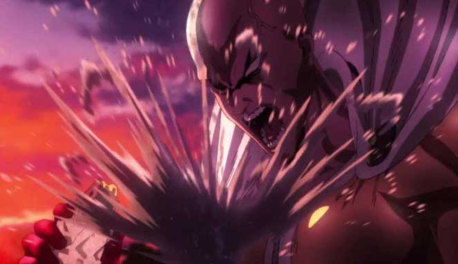 One Punch Man Season 2 Episode 13 Subtitle Indonesia