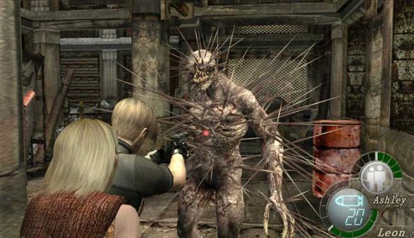 Download Resident Evil 4 PC Single LinkSmell magic in the air. Or maybe barbecue