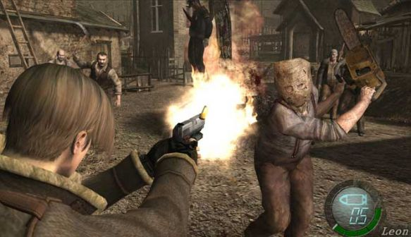 RESIDENT EVIL 4 - Full Game Professional WalkthroughSmell magic in the air. Or maybe barbecue