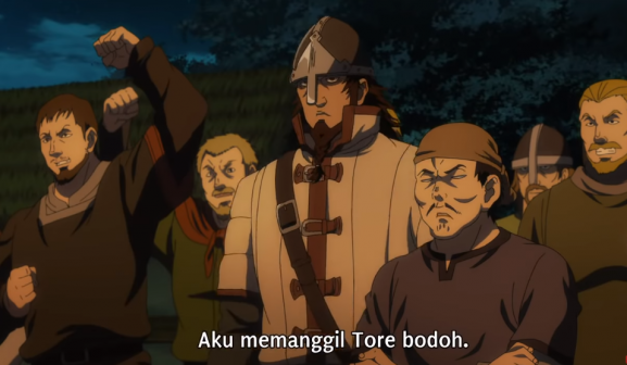 Vinland Saga Episode 10 Subtitle IndonesiaSmell magic in the air. Or maybe barbecue